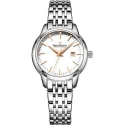 Dreyfuus & Co Ladies' Stainless Steel Bracelet Watch found on Bargain Bro from H Samuel for £230