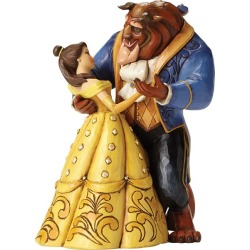 Disney Traditions Beauty And The Beast Dancing Figurine found on Bargain Bro from H Samuel for £91