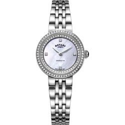 Rotary Kensington Ladies' Stainless Steel Bracelet Watch found on Bargain Bro UK from Ernest Jones UK
