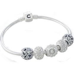 Chamilia Five Charm & Bracelet Gift Set found on Bargain Bro UK from H Samuel