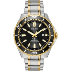 Citizen Promaster Diver Men's Stainless Steel Bracelet Watch found on Bargain Bro UK from H Samuel