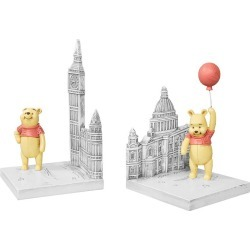 Disney Christopher Robin Winnie The Pooh Bookends found on Bargain Bro UK from H Samuel