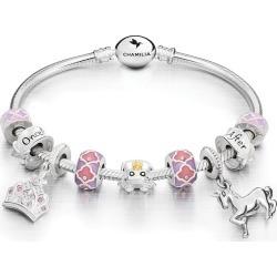 Chamilia Fairy Tale Charm & Bracelet Gift Set found on Bargain Bro UK from H Samuel