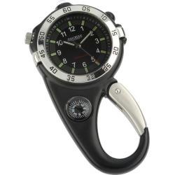 Jean Pierre Black Adventure Watch found on Bargain Bro UK from Ernest Jones UK