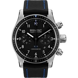 Bremont Boeing Model 247/BK Men's Stainless Steel Watch found on MODAPINS from Ernest Jones UK for USD $5911.46