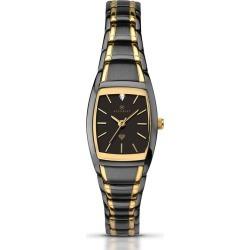 Accurist Diamond Ladies' Two Tone Bracelet Watch found on Bargain Bro UK from H Samuel