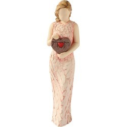 More Than Words Heart Of The Home Figurine found on Bargain Bro UK from H Samuel