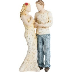 More Than Words The One Figurine found on Bargain Bro UK from H Samuel