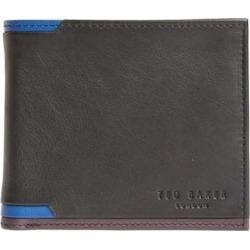 Ted Baker Men's Black Leather Wallet found on Bargain Bro UK from Ernest Jones UK