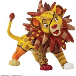 Disney Britto The Lion King Simba Mini Figurine found on Bargain Bro from H Samuel for £20