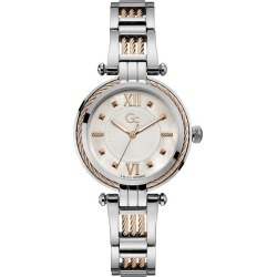 Gc Cable Bijou Ladies' Two Tone Bracelet Watch found on MODAPINS from Ernest Jones UK for USD $494.72