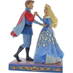 Disney Traditions Aurora Swept Up In The Moment Figurine found on Bargain Bro from H Samuel for £75