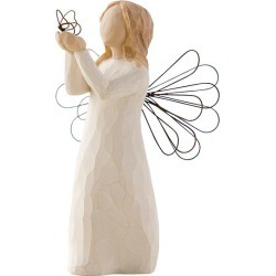 Willow Tree Angel of Freedom Figurine found on Bargain Bro from H Samuel for £18