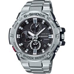 Casio G-Shock G-Steel Men's Stainless Steel Bracelet Watch found on Bargain Bro from H Samuel for £351