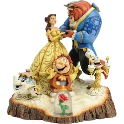 Disney Traditions Beauty & The Beast Figurine found on Bargain Bro from H Samuel for £85