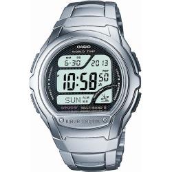 Casio Men's Stainless Steel Bracelet Digital Watch found on Bargain Bro UK from H Samuel
