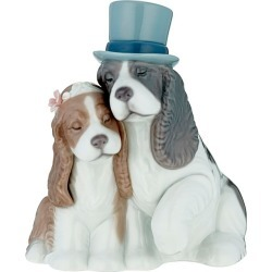 Nao Porcelain Together Forever Figurine found on Bargain Bro from H Samuel for £71