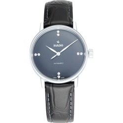 Rado Couple Ladies' Black Strap Watch found on MODAPINS from Ernest Jones UK for USD $1502.96