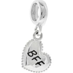 Chamilia Sterling Silver Bff Petite Millegrain Heart Charm found on Bargain Bro UK from Ernest Jones UK