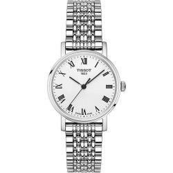 Tissot Everytime Ladies' Stainless Steel Bracelet Watch found on Bargain Bro UK from Ernest Jones UK