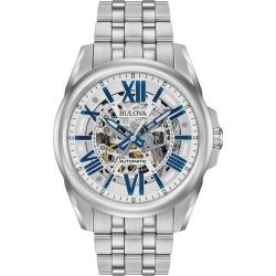 Bulova Men's Classic Automatic Bracelet Watch found on Bargain Bro UK from H Samuel