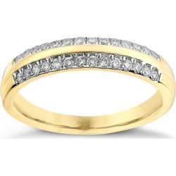 9ct Yellow Gold, 0.25ct Diamond Wedding Ring found on MODAPINS from Ernest Jones UK for USD $775.56