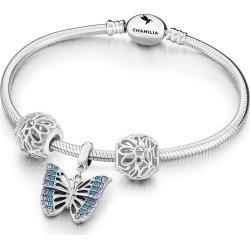 Chamilia Rainforest Butterfly Gift Set found on Bargain Bro UK from H Samuel