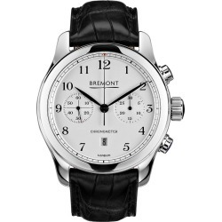 Bremont ALT1-C/PW Classic Chronometer Men's Strap Watch found on MODAPINS from Ernest Jones UK for USD $6163.28