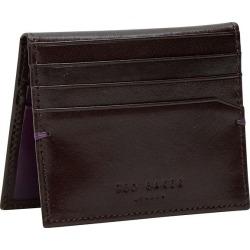Ted Baker Men's Red Leather Cardholder found on Bargain Bro UK from Ernest Jones UK