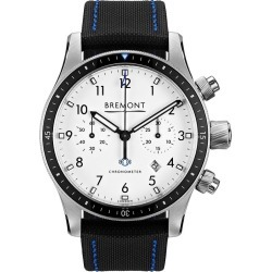 Bremont Boeing Model 247/WH Men's Stainless Steel Watch found on MODAPINS from Ernest Jones UK for USD $5910.53
