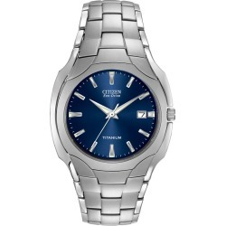 Citizen Eco-Drive Super Titanium Bracelet Watch found on Bargain Bro UK from H Samuel