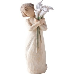 Willow Tree Beautiful Wishes Figurine found on Bargain Bro from H Samuel for £18