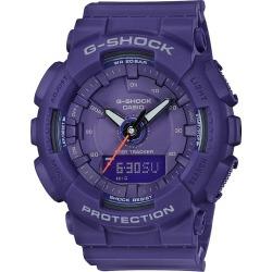 Casio G-SHOCK Purple Resin Strap Watch