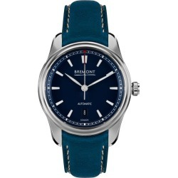 Bremont Airco Mach 3 Men's Blue Leather Strap Watch found on MODAPINS from Ernest Jones UK for USD $3645.09