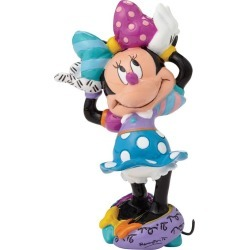 Disney Britto Minnie Mouse Mini Figurine found on Bargain Bro UK from H Samuel