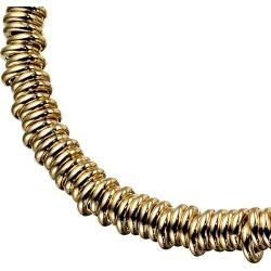 9ct Yellow Gold Candy T Bar Bracelet