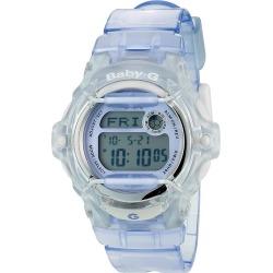 Casio Baby-G Ladies' Purple Resin Strap Watch found on Bargain Bro UK from H Samuel