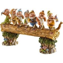 Disney Traditions Homeward Bound 7 Dwarfs Figurine found on Bargain Bro from H Samuel for £126