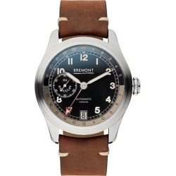 Bremont H-4 Hercules Men's Brown Leather Strap Watch found on MODAPINS from Ernest Jones UK for USD $11892.18