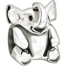 Chamilia Sterling Silver Elephant Bead found on Bargain Bro UK from Ernest Jones UK
