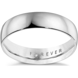 18ct White Gold 5mm Forever Wedding Ring found on MODAPINS from H Samuel for USD $1125.97