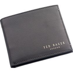Ted Baker Antonys Black Bi-Fold Leather Wallet found on Bargain Bro UK from Ernest Jones UK