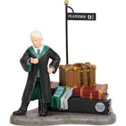 Harry Potter Village Draco On Platform 3/4 Figurine found on Bargain Bro UK from H Samuel