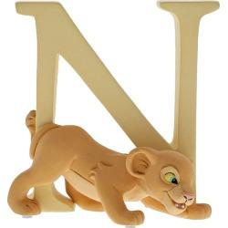 Disney Enchanting Alphabet Nala Ornament - N found on Bargain Bro UK from H Samuel