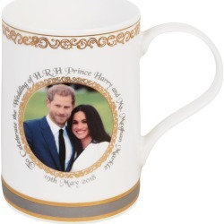 Royal Wedding China Mug