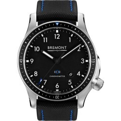 Bremont Boeing Model 1/Bk Men's Stainless Steel Strap Watch found on MODAPINS from Ernest Jones UK for USD $4753.11