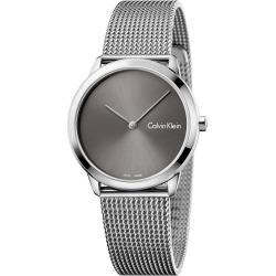 Calvin Klein Ladies' Stainless Steel Mesh Bracelet Watch found on Bargain Bro UK from H Samuel