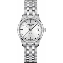 Certina Ladies' Stainless Steel Bracelet Watch found on Bargain Bro UK from Ernest Jones UK