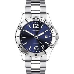 Sekonda Men's Stainless Steel Bracelet Watch found on Bargain Bro from H Samuel for £60