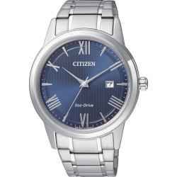 Citizen Eco-Drive Men's Stainless Steel Bracelet Watch